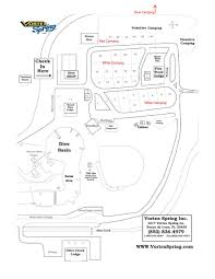 Florida Campgrounds Map by Camping U2014 Vortex Spring