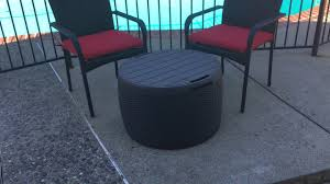 costco review rattan outdoor chairs chair cushions side barrel