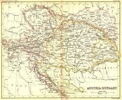 Map Austria Maps Of The Austro Hungarian Empire Feefhs