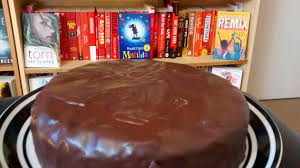 bruce bogtrotter u0027s chocolate cake from matilda bookish food