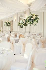 chair covers for wedding white classic wedding