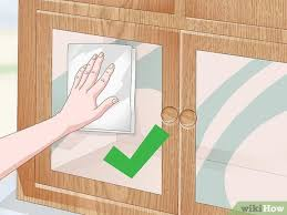 how to clean oak wood cabinets how to clean oak cabinets with pictures wikihow