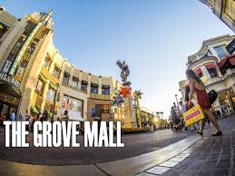 los angeles the grove mall