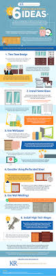 refacing kitchen cabinets ideas 6 kitchen cabinet refacing ideas infographic kcr