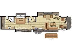 Expandable Floor Plans Entegra Aspire Floor Plans At Motorhome Specialist