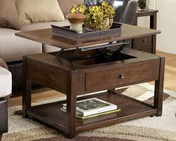 Square Lift Top Coffee Table Table Lift Top Coffee Tables Square Table T477 Open Square Lift