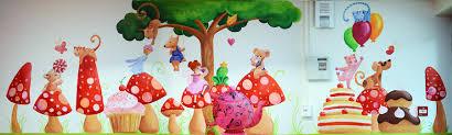 fresque murale chambre dessin chambre bebe fille fresque murale enfant bébé exquise