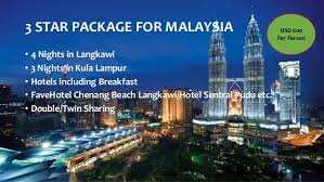 new year package for malaysia 2015