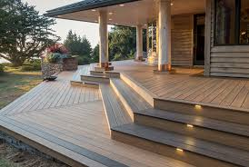 Composite Wood Legacy Decking Collection Composite Decking Timbertech