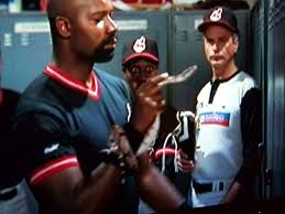 Major League Movie Meme - movie review major league hooking foul
