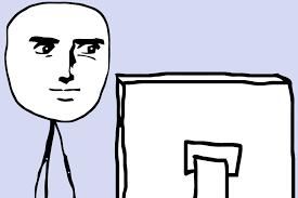 Man On Computer Meme - image 334609 computer reaction faces know your meme