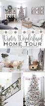 christmas home tour 2016 blooming homestead