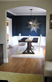 wanting to paint a room navy maybe our dining room for the