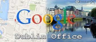 Google Office Dublin Google Dublin Office Contact Phone Number Address Contact