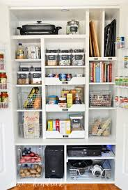 Bookcase With Baskets 11 Clever And Easy Kitchen Organization Ideas You U0027ll Love