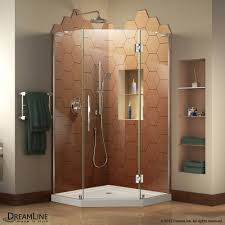 bathrooms fascinating dreamline shower doors for modern bathroom
