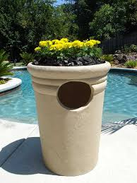 Home And Patio Decor Center Trash Ash Receptacles Free Shipping