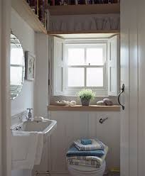 cottage bathroom ideas 6 decorating ideas to make small bathrooms big in style window