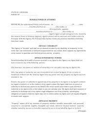 General Power Of Attorney Georgia by Awesome General Power Of Attorney Form Photos Best Resume