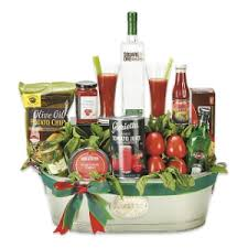 bloody gift basket mel bloody gift baskets los angeles