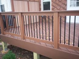 Patio Rails Ideas Deck Railing Ideas For Privacy 23 Amazing Covered Deck Ideas To
