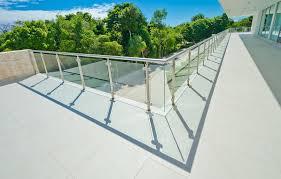 glass railing lakewood wa deck railing system lakewood glass fence