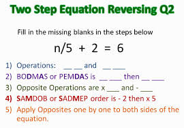 two step equations ii passy u0027s world of mathematics