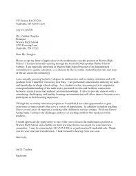 application letter for teacher job cover letter cover letter teacher position cover letter teacher