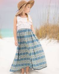 pattern for simple long skirt piper s flounce top dress and maxi downloadable pdf pattern for