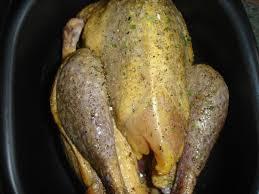 cuisiner une pintade au four pintade roti au four aux gourmandises de steph