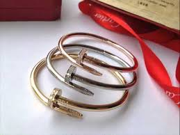 white gold yellow gold bracelet images Cartier juste un clou bracelet white gold yellow gold pink gold jpg