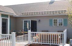 Electric Awnings Price Carport Deck Combination Home U203a Fabric Awnings U203a 8000 Series
