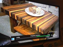 handcrafted wooden coffee table diy supplies 3 12 u0027 1x4s 1 8