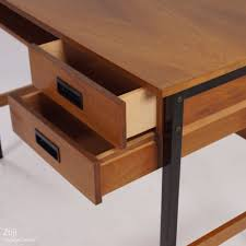 Small Teak Desk Vintage Small Vintage Teak Desk In The Style Of Pastoe 1960s