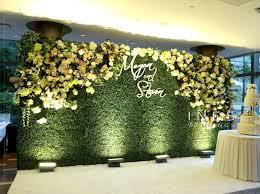 wedding backdrop ideas 2017 92 unique and greenary wedding backdrop ideas backdrops