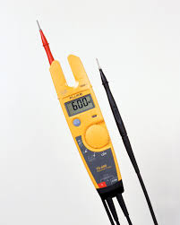 fluke t5 600 600v voltage continuity and current tester amazon ca
