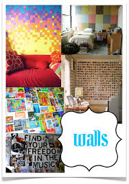 Diy Teen Bedroom Ideas - bedroom rainbow ceiling and wall decor over modern bed frame and