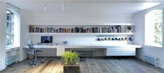 Home Loft Office Old Warehouse Turned Into A Minimalist Loft Only In London