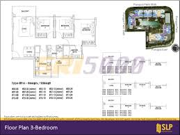 Residence Floor Plans Flo Residence U2013 Punggol Field Pre Launch