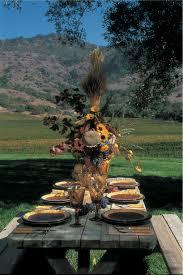 napa thanksgiving table holidays