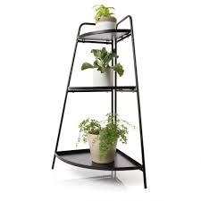 plant stand jewelsofjava planters unique corner planter stand