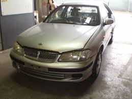 nissan pulsar radiator auto n16 si sedan 07 00 07 03 auto