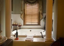 small bathroom window treatment ideas small bathroom curtains