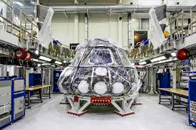 power up system tests prepare orion for deep space exploration nasa