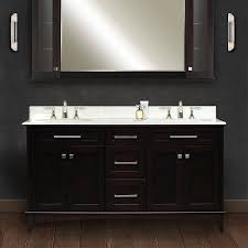 60 Inch Bathroom Vanity Double Sink by Double Vanities Easy Home Concepts