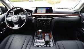 Lexus Lx Interior Pictures Test Drive Lexus Lx 570 Gets Facelift Times Free Press