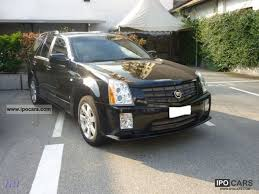 cadillac srx packages sport package