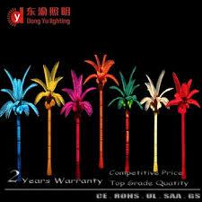 palm tree neon light outdoor scenery led sparklingchristmas light led coconut palm tree