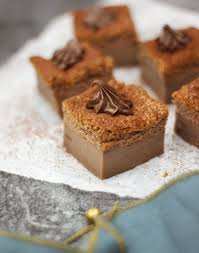 hervé cuisine dessert gâteau magique au chocolat régal