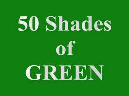 shades of green 50 shades of green youtube